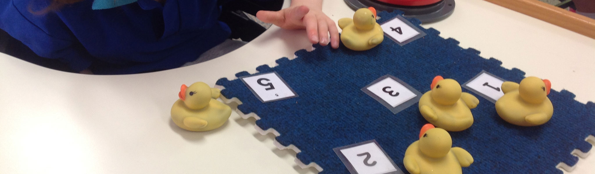 Rubber ducks and numbers